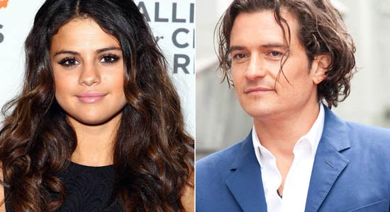 Orlando Bloom ve Selena Gomez