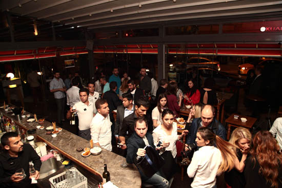 The House Cafe yaza merhaba partisi