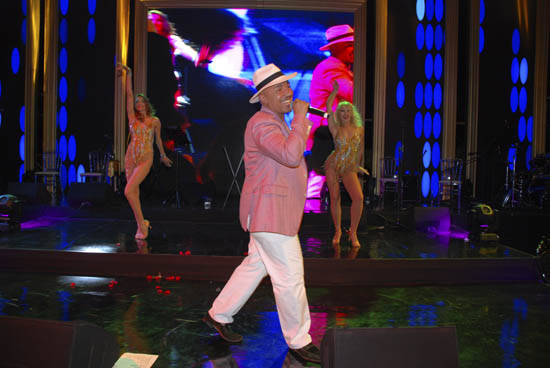 THE BODRUM by Paramount Hotels & Resorts - lou bega