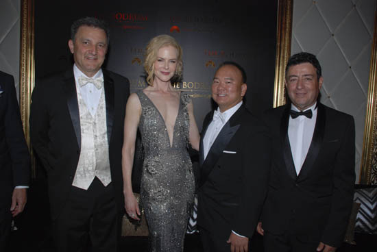 THE BODRUM by Paramount Hotels & Resorts-Rabih Aridi, Nicole Kidman, Kevin Suh, Ghassan Aridi
