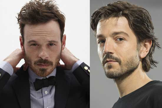 Scoot McNairy - Diego Luna